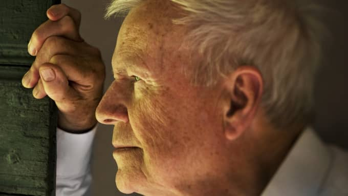 POET OCH PROFESSOR. Kjell Espmark är ledamot av Svenska Akademien på stol nummer 16. Foto: Bruno Ehrs