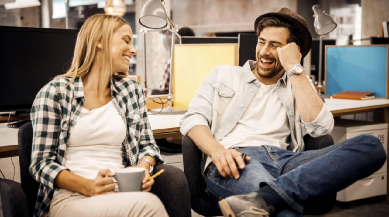 Skillnad på att dejta och vara tillsammans