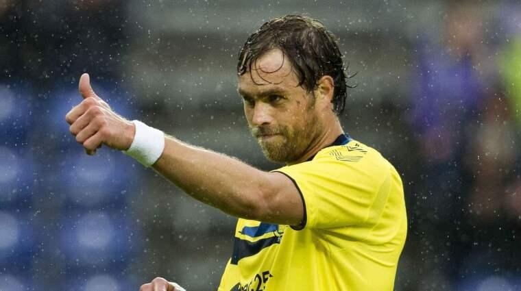 Johan Elmander. Foto: Anders Kjærbye
