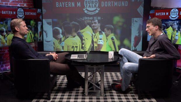 """Eurotalk 20/5 Bayern M-Dortmund: """"En bättre mittback med boll"""""""