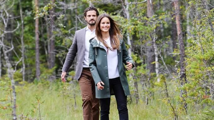 Älvdalen fick sin egen prinsessa. Nu har Sofia Hellqvist blivit utsedd till Årets Lantis 2015. Foto: Simone Syversson