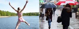 1 av 4 väderprognoser är fel – så försvarar sig SMHI