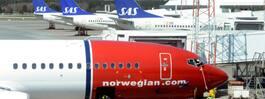 Bråket mellan SAS och Norwegian allt smutsigare