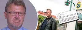 Polisen Ulfs viktiga text om självmord