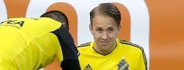 Patrik Carlgren missar AIK-mötet med Örebro