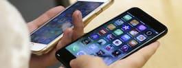 Fortsatt trögt med Iphone för Apple
