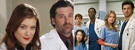Grey's Anatomy-stjärnan höll sjukdomen hemlig