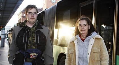 kurvig ledsagare liten i Malmö