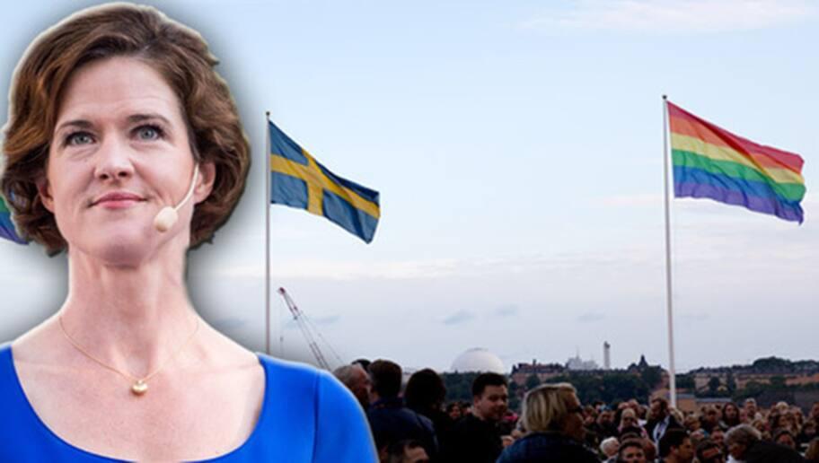 Vi måste stå upp för hbtq-personers rättigheter i Sverige