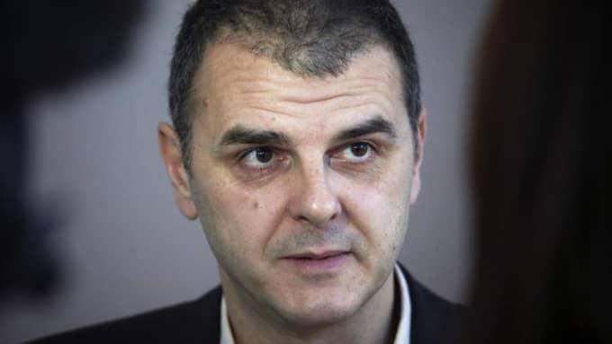 LUKTAR JÄV. Jasenko Selimovic tycker att urvalet av de kulturtidskrifter som får stöd präglas av jäv och politisering. Foto: Hans Runesson