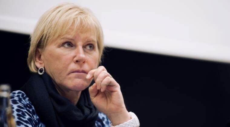 Margot Wallström står fast vid sitt nej till partiledare för Socialdemokraterna. Foto: Veronika Ljung-Nielsen
