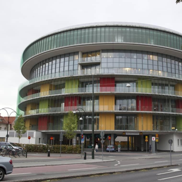 För närvarande får flera som insjuknat i influensa intensivvård på SUS, Skånes universitetssjukhus. Foto: Ulf Ryd