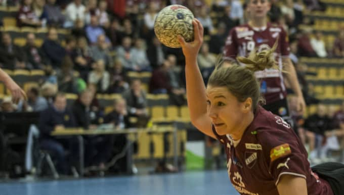 Lugis Anna Lagerquist. Foto: Ulf Ryd