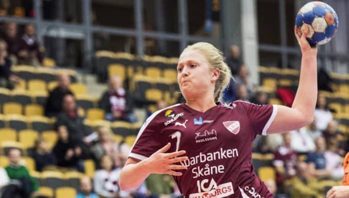 Hanna Blomstrand. Foto: Christian Örnberg