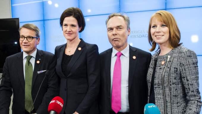 Anna Kinberg Batra uppges bara ha utfört Reinfeldts direktiv. Foto: Alexander Donka