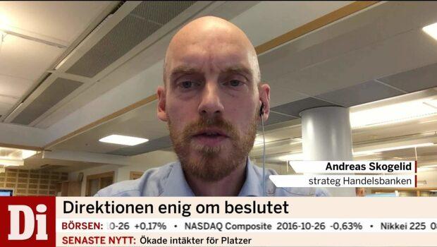 Riksbankens nya räntebesked
