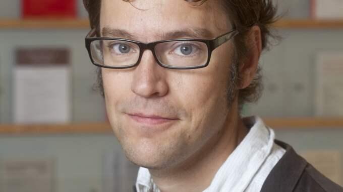 Andreas Bergh. Foto: Fredrik Eriksson