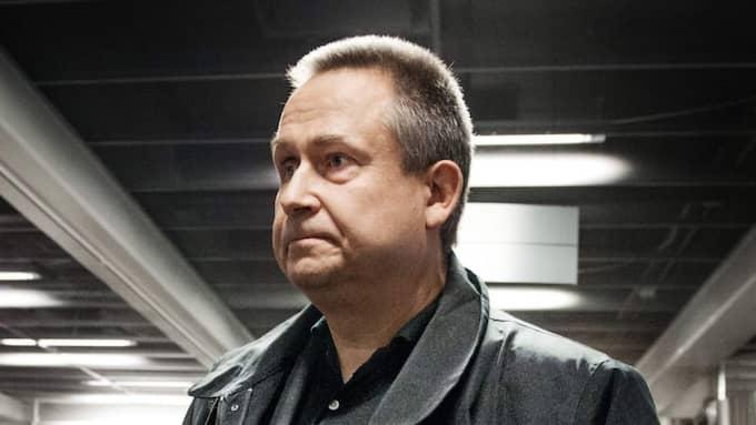 Mats Enquist, generalsekreterare för Svensk Elitfotboll (Sef). Foto: Emil Nordin