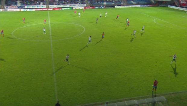Highlights: Helsingborg-Hammarby 0-1