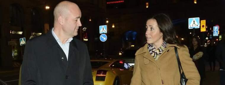 Nu skiljer sig Fredrik och Filippa Reinfeldt. Foto: Christian Örnberg