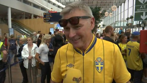 """Sven """"Dala"""" Dahlkvist om OS-silvret: """"Stolt och mallig"""""""