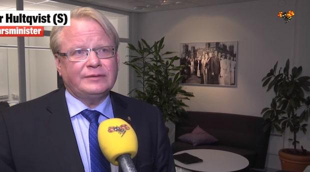 """Hultqvist (S): """"Har en bred internationell erfarenhet"""""""