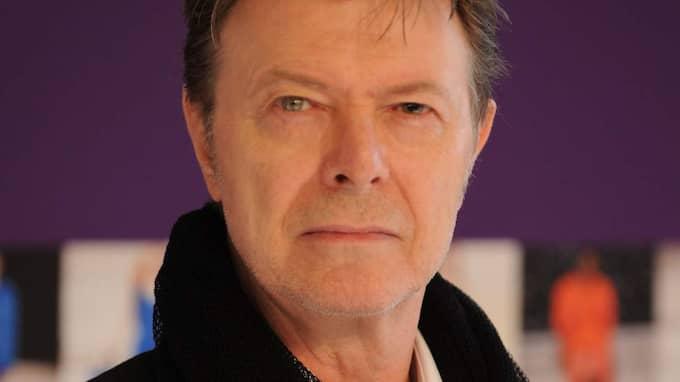 Världsartisten David Bowie har gått bort i cancer. Foto: Getty Images / Andrew H. Walker