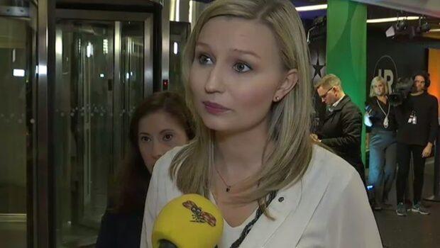 """Busch Thor: """"Stängt dörren till Sverigedemokraterna"""""""