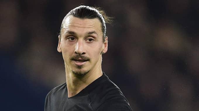 Zlatan Ibrahimovic. I sommar spelas både EM och OS i fotboll. Foto: Jb Autissier