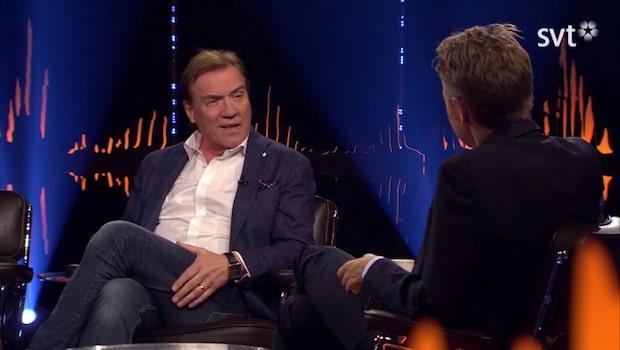 Christer Sjögren berättar om kampen mot alkoholen