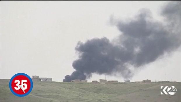 60 sekunder: Detta är striden om Mosul