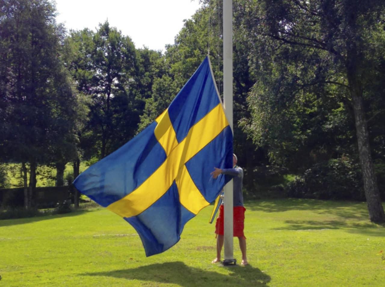 nationaldag stockholm