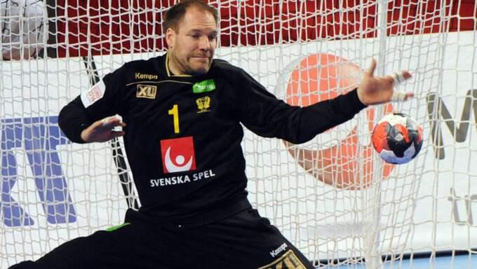 I EM är han en av Sveriges bästa spelare. Foto: Imago Sportfotodienst