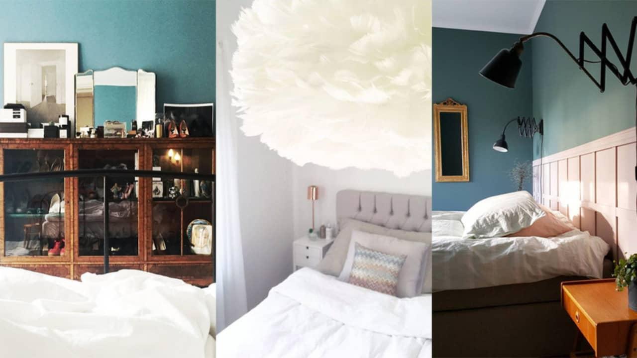 Sovrum som pÃ¥ hotell – sÃ¥ här gör du