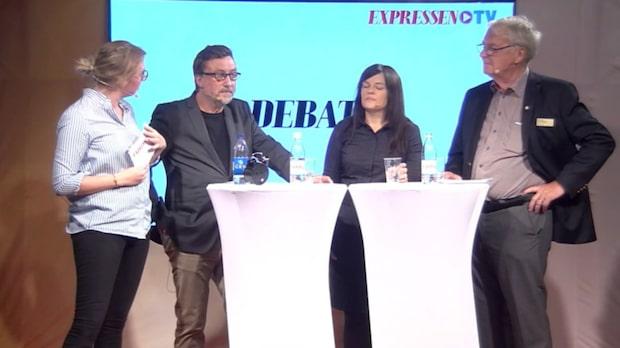 Debatt: Vem har rätt att ställa ut på Bokmässan?