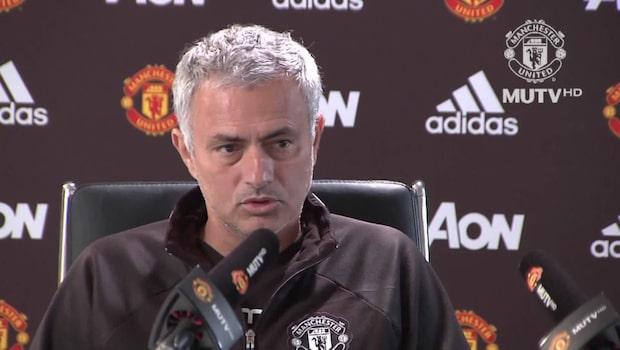 """Mourinho: """"Jag gillar att spela på Anfield"""""""