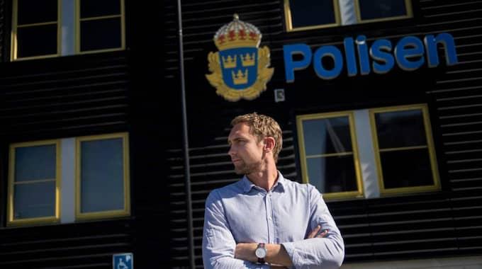 David Lindsö. Foto: Benjamin Andréasson.