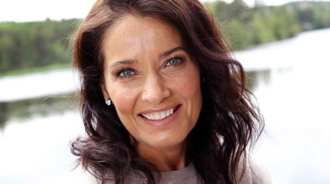 Agneta Sjödin Foto: Cornelia Nordström