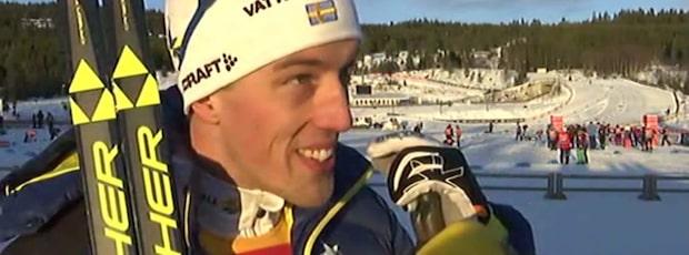 """Halfvarsson efter krossen: """"Kan bli en intressant helg..."""""""