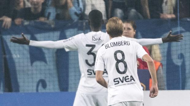 Alla höjdpunter från Djurgården-AIK