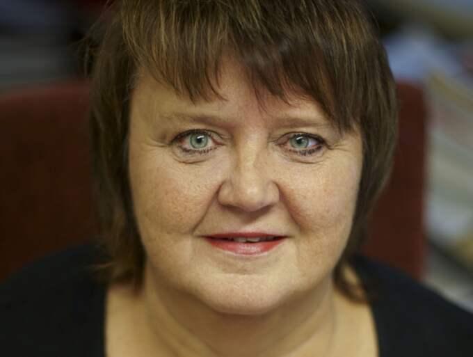 AnnSofie Andersson (S), kommunalråd, prioriterar tryggheten i Östersund.