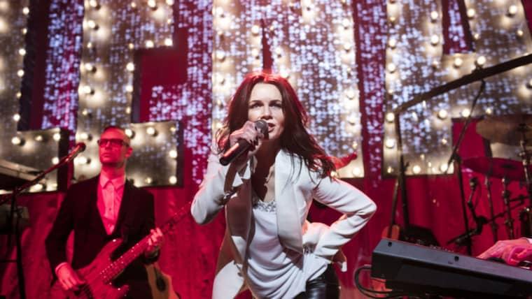 Lena Philipsson på Cirkus Foto: Mats Bäcker