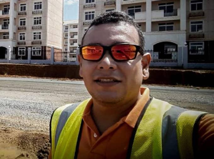 """Luis Eduardo Medrano, Colombia. 36-årig arkitekt som skickade ett sms till sin pappa strax före flyget skulle avgå. """"Flyger till Tyskland"""", skrev han. Han hade arbetat under flera år för ett företag i Guinea."""