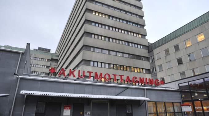 Skånes universitetssjukhus i Lund. Foto: Christer Wahlgren