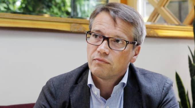 """En """"gemensam idéplattform"""" för allianspartierna är en dålig idé, menar Göran Hägglund (KD). Foto: Cornelia Nordström"""