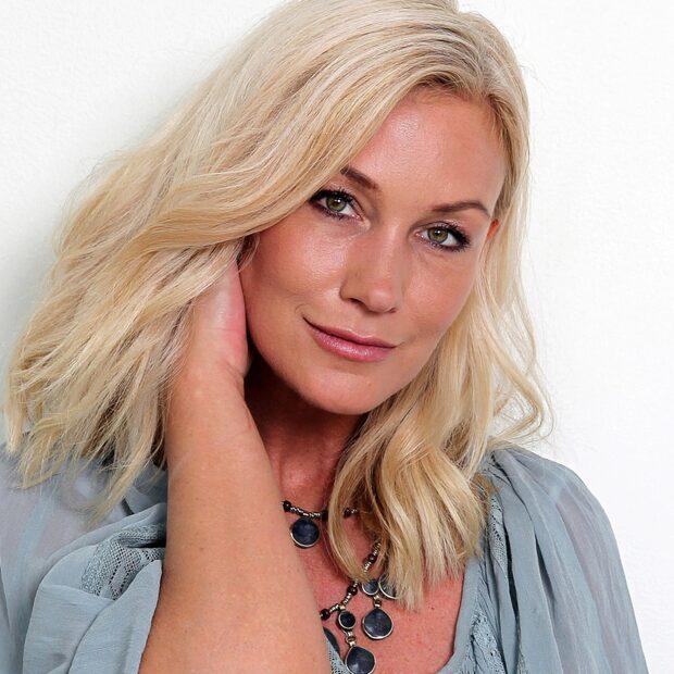 Jessica Andersson på kärleksresa med nye pojkvännen