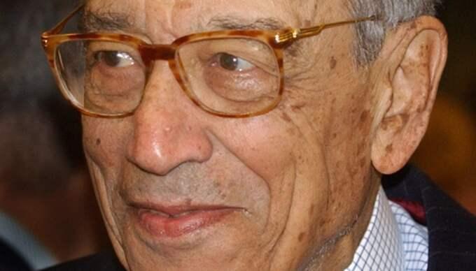 Boutros Boutros-Ghali var en egyptisk politiker och diplomat. Han var generalsekreterare i FN åren 1991-1996. Foto: AP/Virginia Mayo