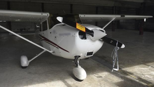 Tre åtalas för 20 kg kokain i flygplan