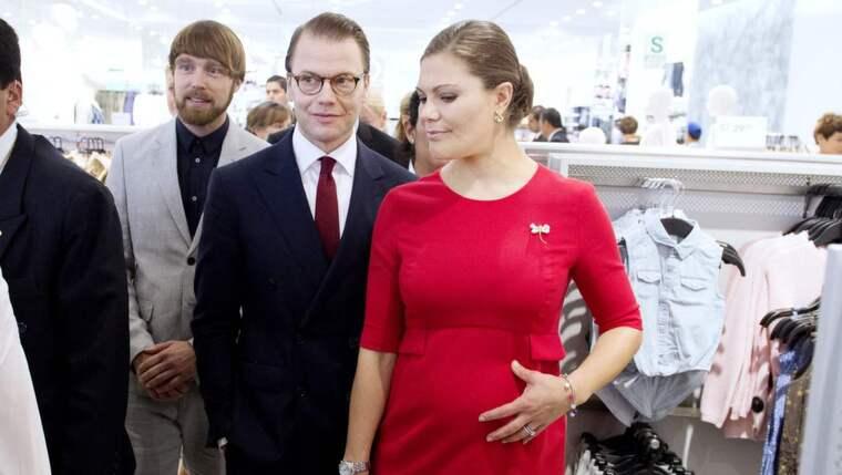 Kronprinsessan Victoria stoppas från att delta i Global Child Forum. Bilden är tagen vid ett tidigare tillfälle. Foto: Sven Lindwall