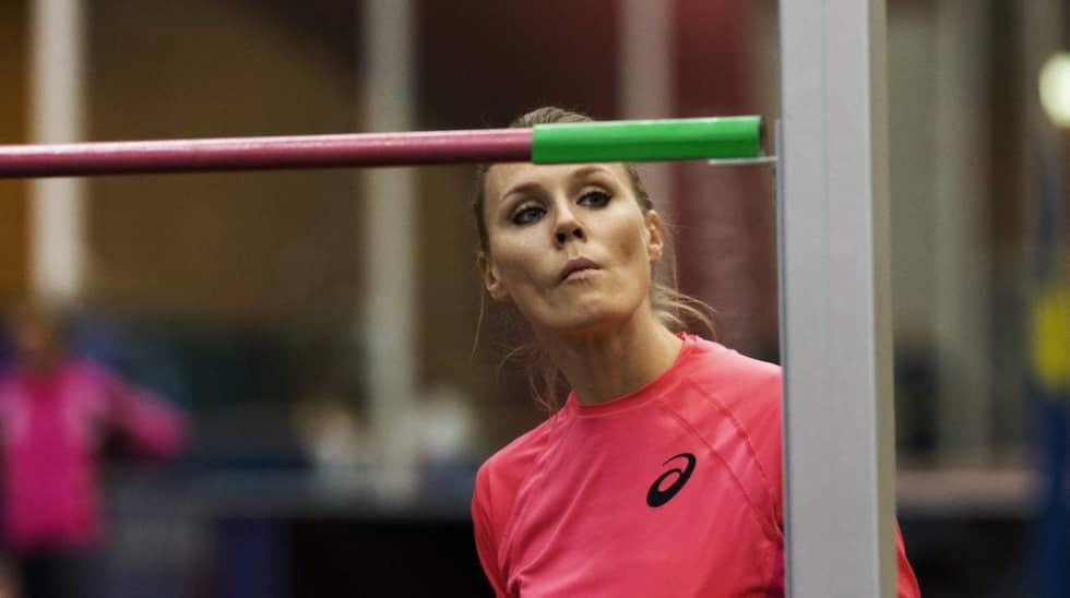 Emma Green har bestämt sig för att inte tävla förrän till sommaren. Foto: Jan Wiriden
